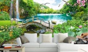Địa chỉ bán tranh 3D đẹp nhất Hà Nội