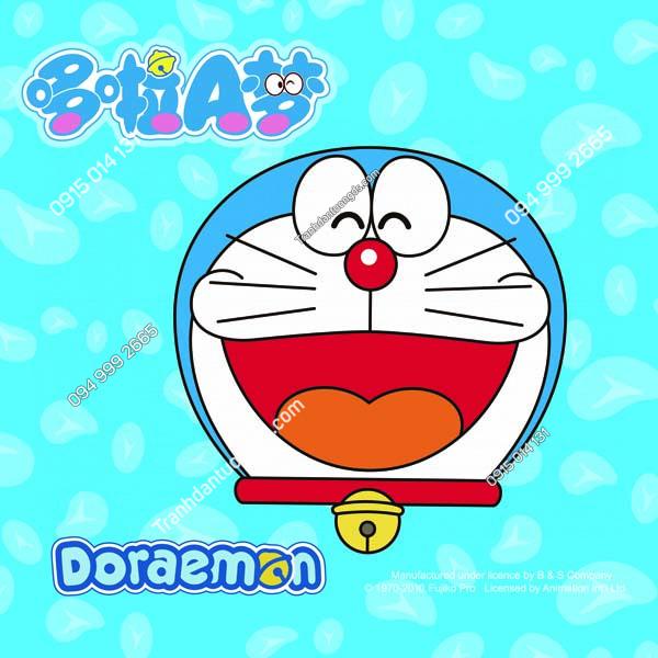 Tranh dán tường Doraemon TE178