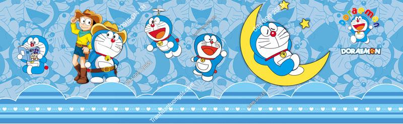 Tranh-dan-tuong-Doraemon-va-nhung-nguoi-ban-3DHD-201