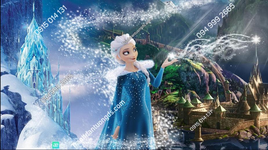 Tranh dán tường Elsa of Arendelle