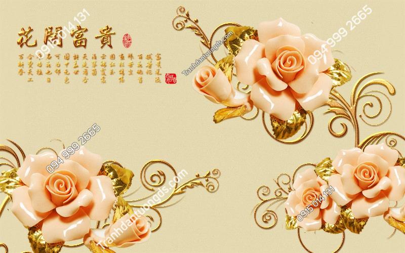 Tranh-dan-tuong-hoa-hong-3D-2774