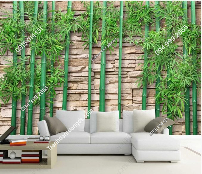Tranh dán tường phòng khách đẹp độc - DS16272382
