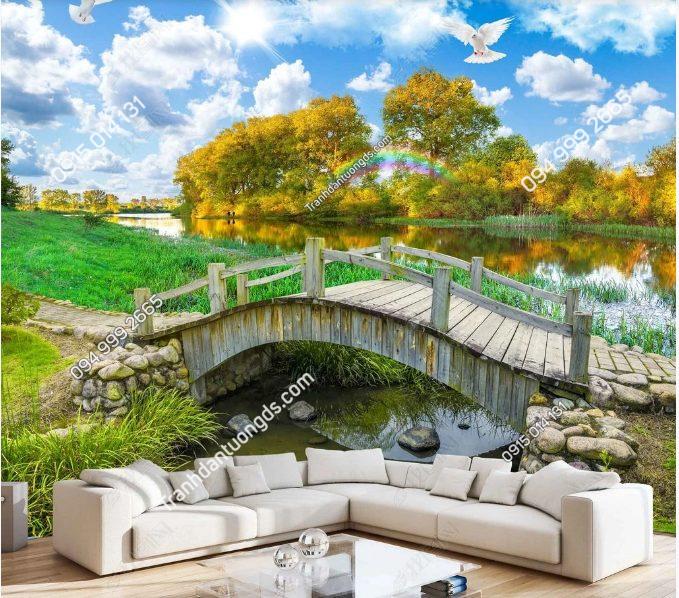 Tranh phong cảnh đẹp - DS18497987
