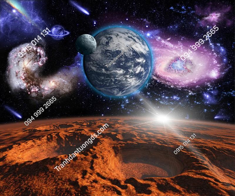 Tranh dán trần các vì sao -TRAN- (42)
