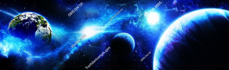 Tranh dán trần ngân hà (2334)