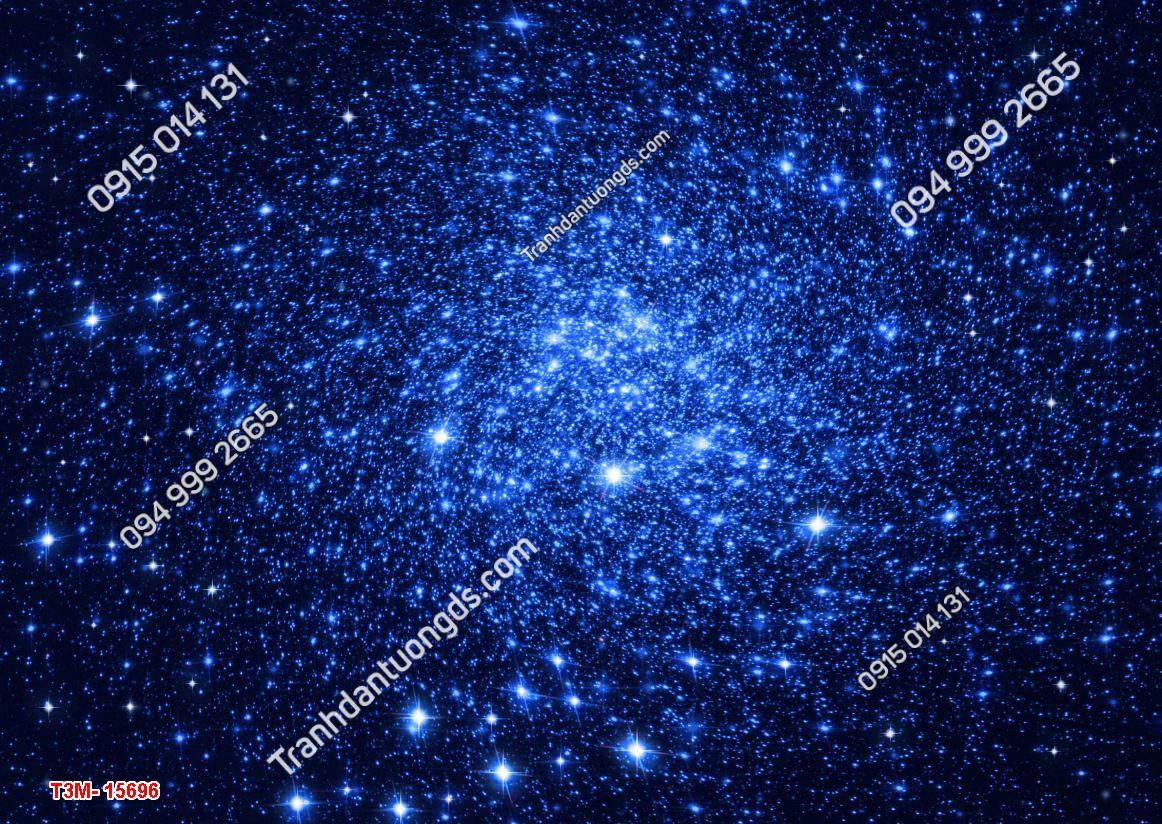 Tranh dán trần sao trời - 15696 DEMO
