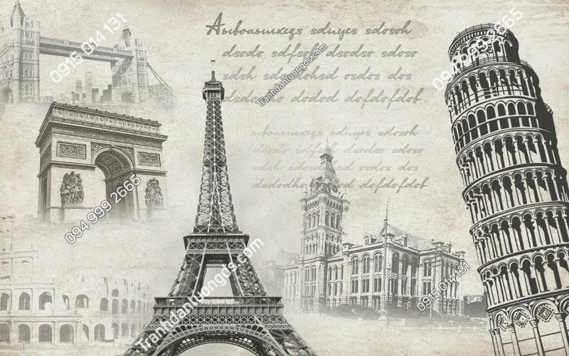 Tranh-dan-tuong-thap-Eiffel-den-trang-PC-177