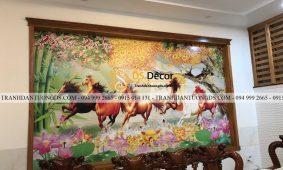 #TOP 1 Địa Chỉ Thi Công Tranh 3D 5D 8D tại Quận Hoàn Kiếm