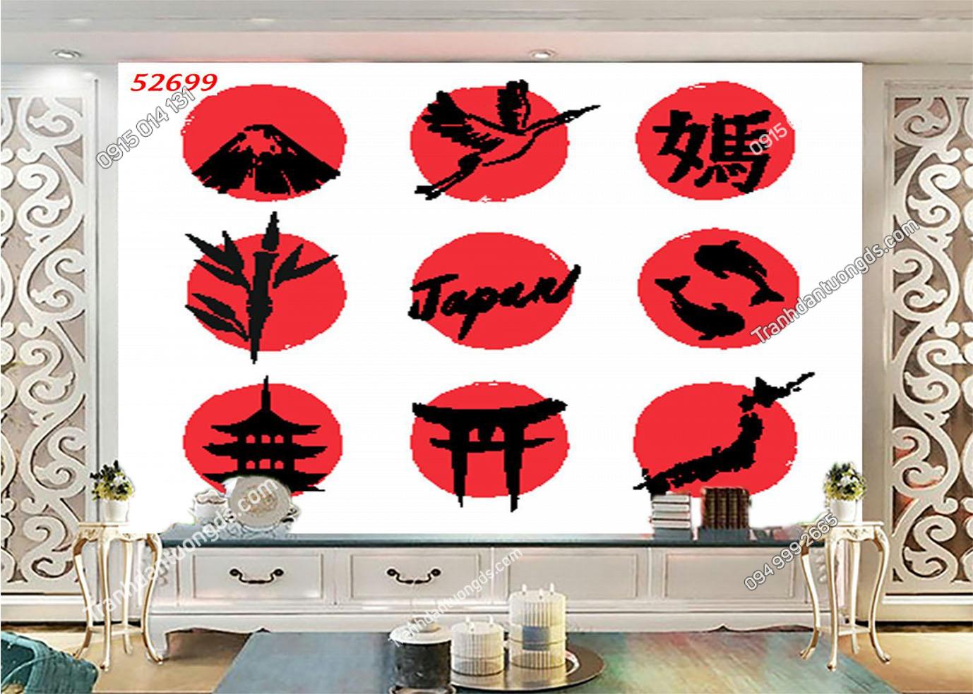 Tranh biểu tượng Nhật bản 52699