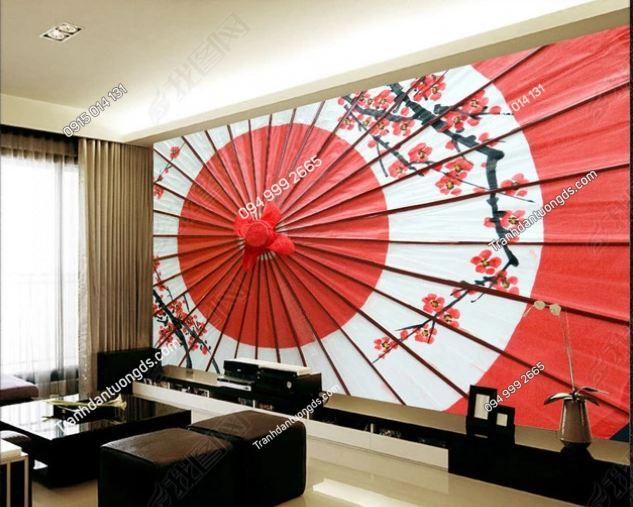 Tranh tường hình ô Nhật bản DS_14700967
