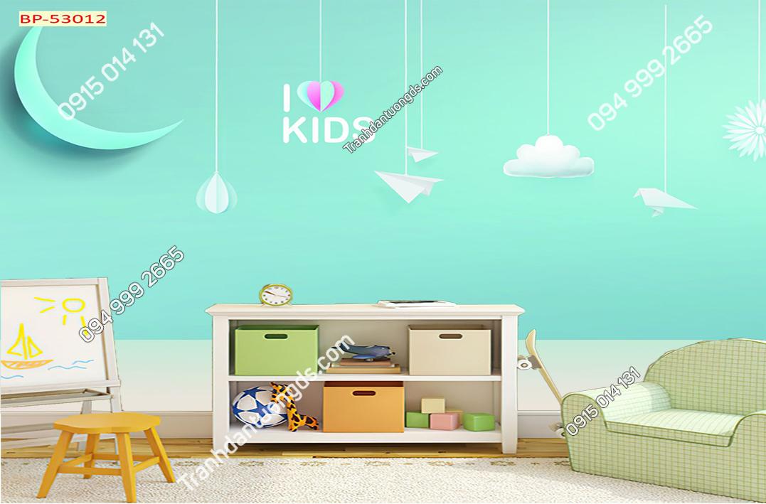 Tranh-dan-tuong-troi-xanh-dan-phong-be-53012