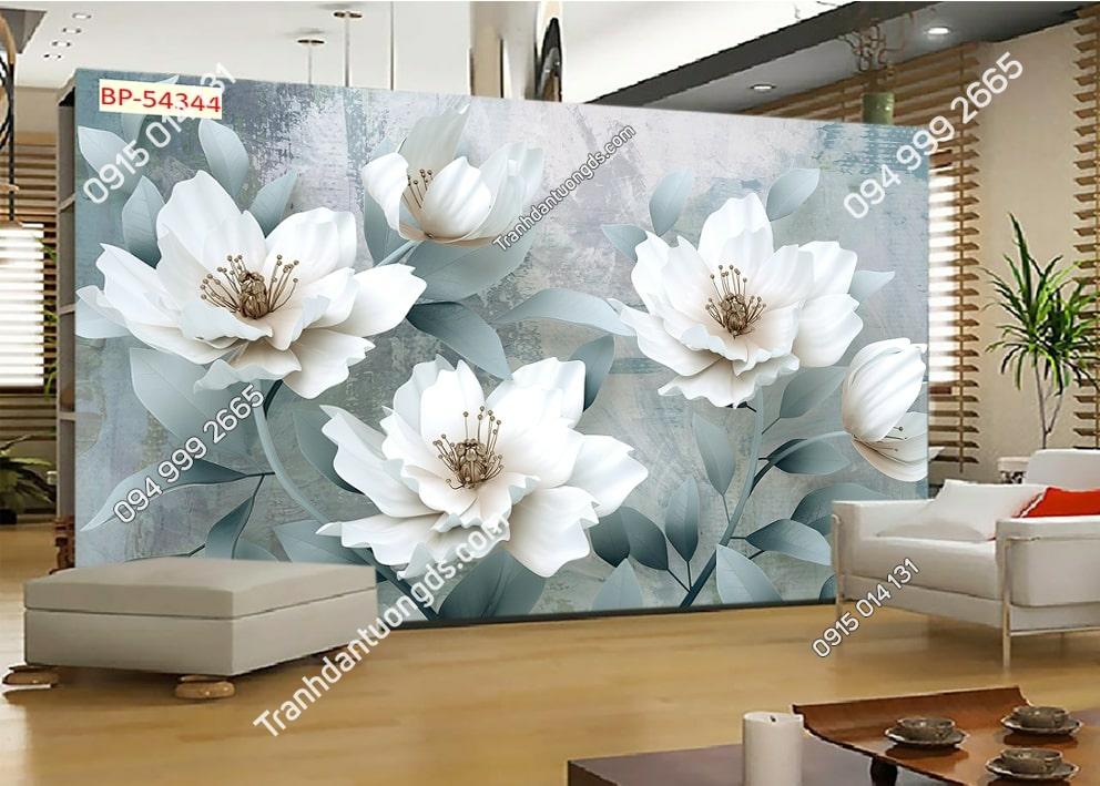 Tranh hoa hiện đại đẹp 54344