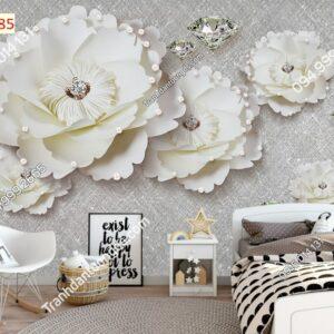 Tranh hoa kim cương hiện đại 54985
