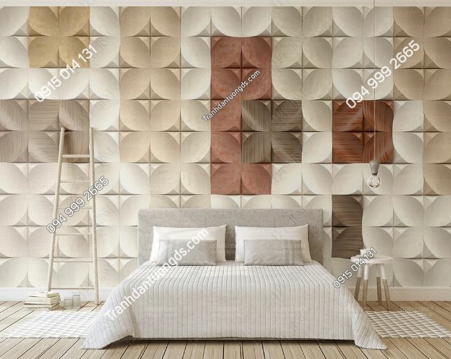 Tranh tường 3D hiện đại DS_18425570