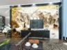 Ở Gia Lai thì mua tranh dán tường 3D 5D thế nào?