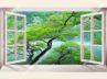 Ở Hà Nam thì mua tranh dán tường 3D 5D rẻ đẹp thế nào