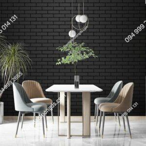 Tranh gạch đen dán quán cafe 1923163886