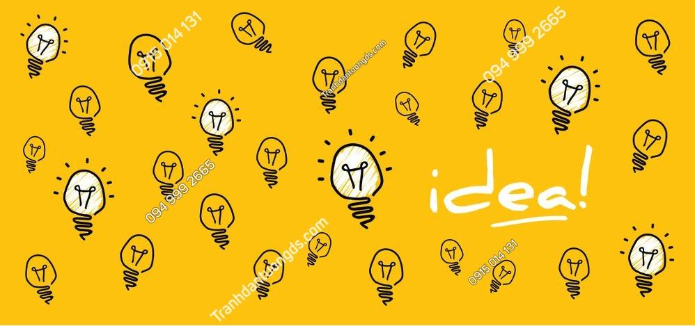 Tranh ideal dán văn phòng 1179009538