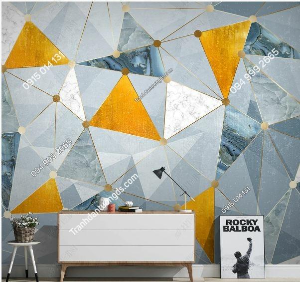 Tranh tam giác đá cẩm thạch weili_20462167